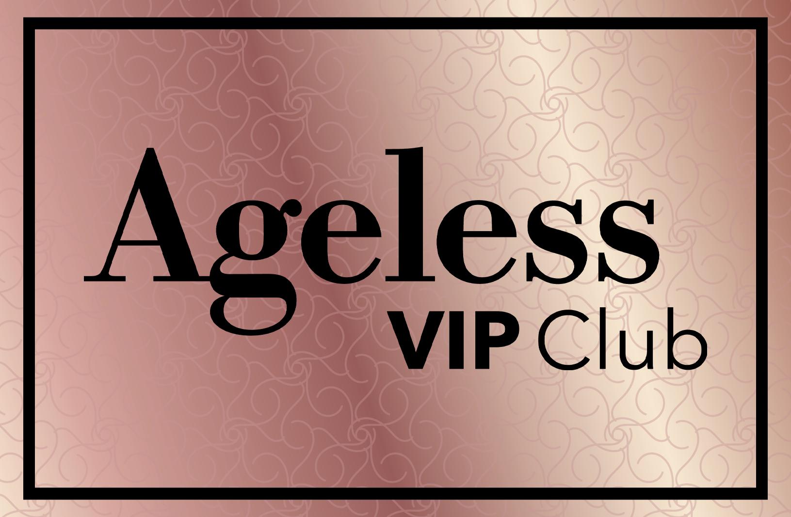 Ageless VIP Club Logo