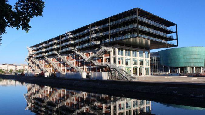 Réhabilitation de l'usine Seegmuller à Strasbourg