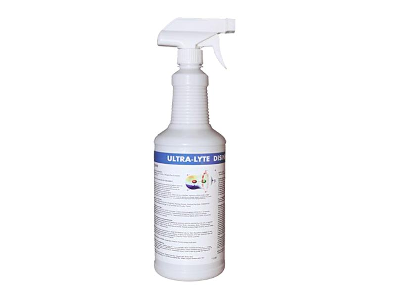image of 1 litre spray bottle of Ultra-Lyte