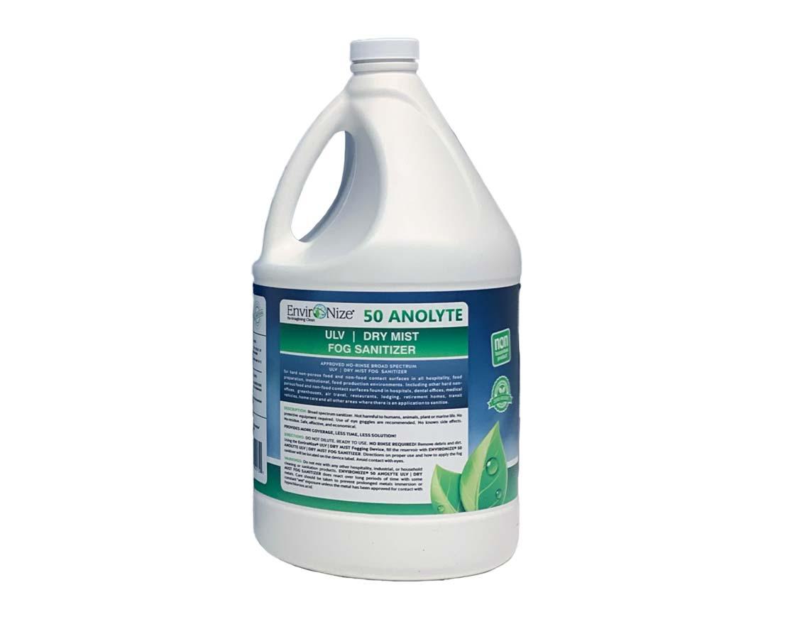 Environize Disinfectant | Disinfect & Fog