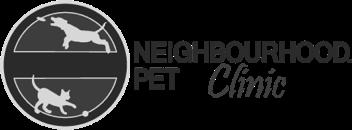 neighbourhood pet clinic logo