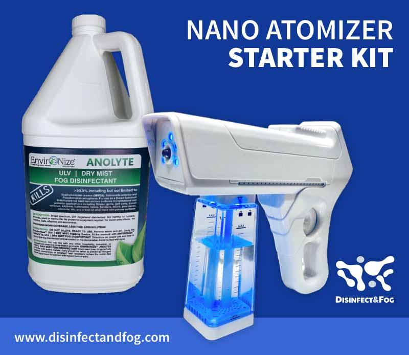 nano atomizer starter kit
