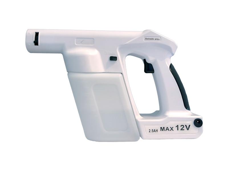 disinfecto electrostatic sprayer