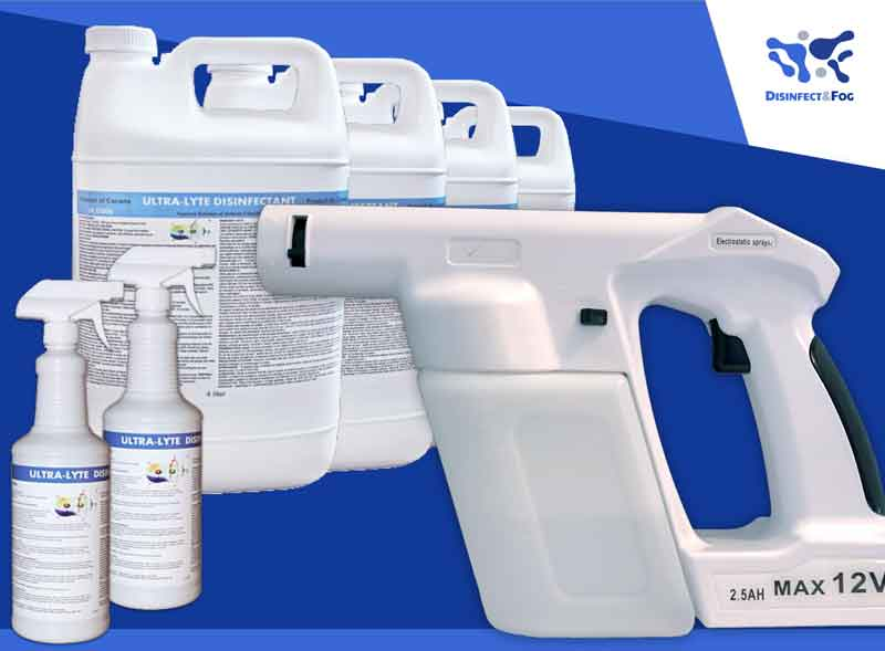 image of monthly disinfecting kit package