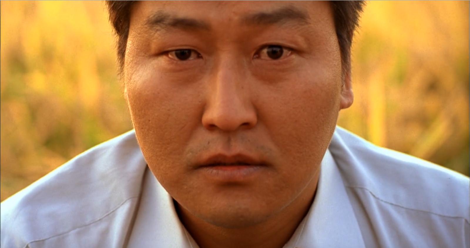 Song Kang Ho in Memories of Murder by Bong Joon Ho