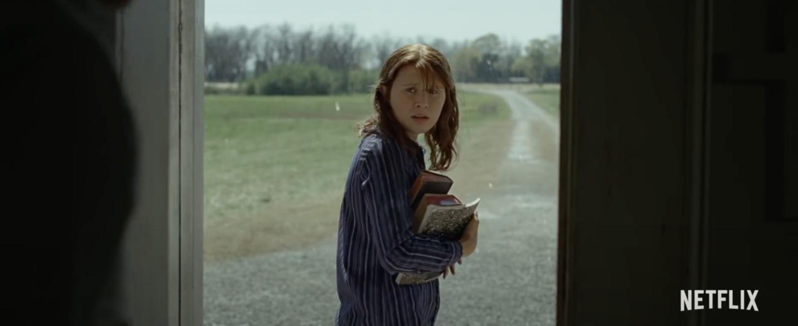 Eliza Scanlen in Netflix's The Devil All the Time