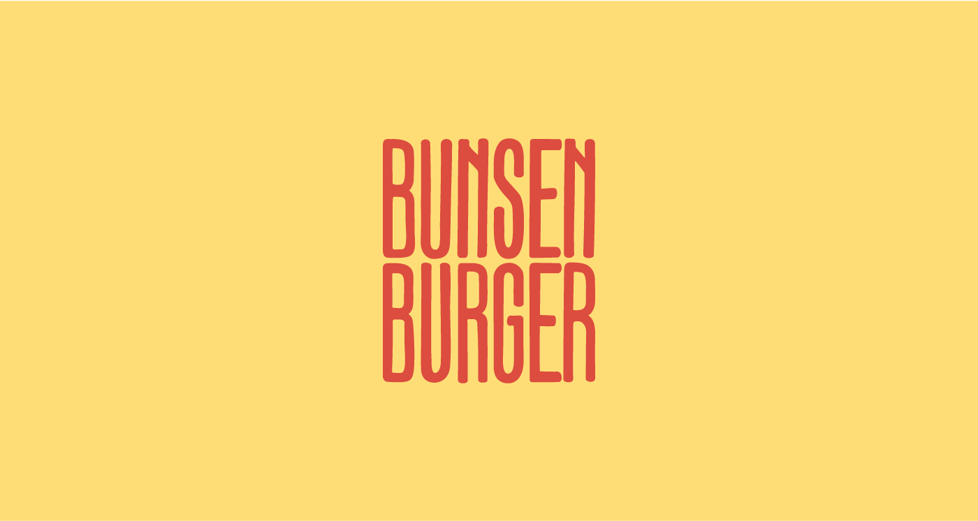 Bunsen Burger logo