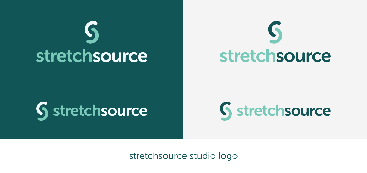 stretchsource studio logos
