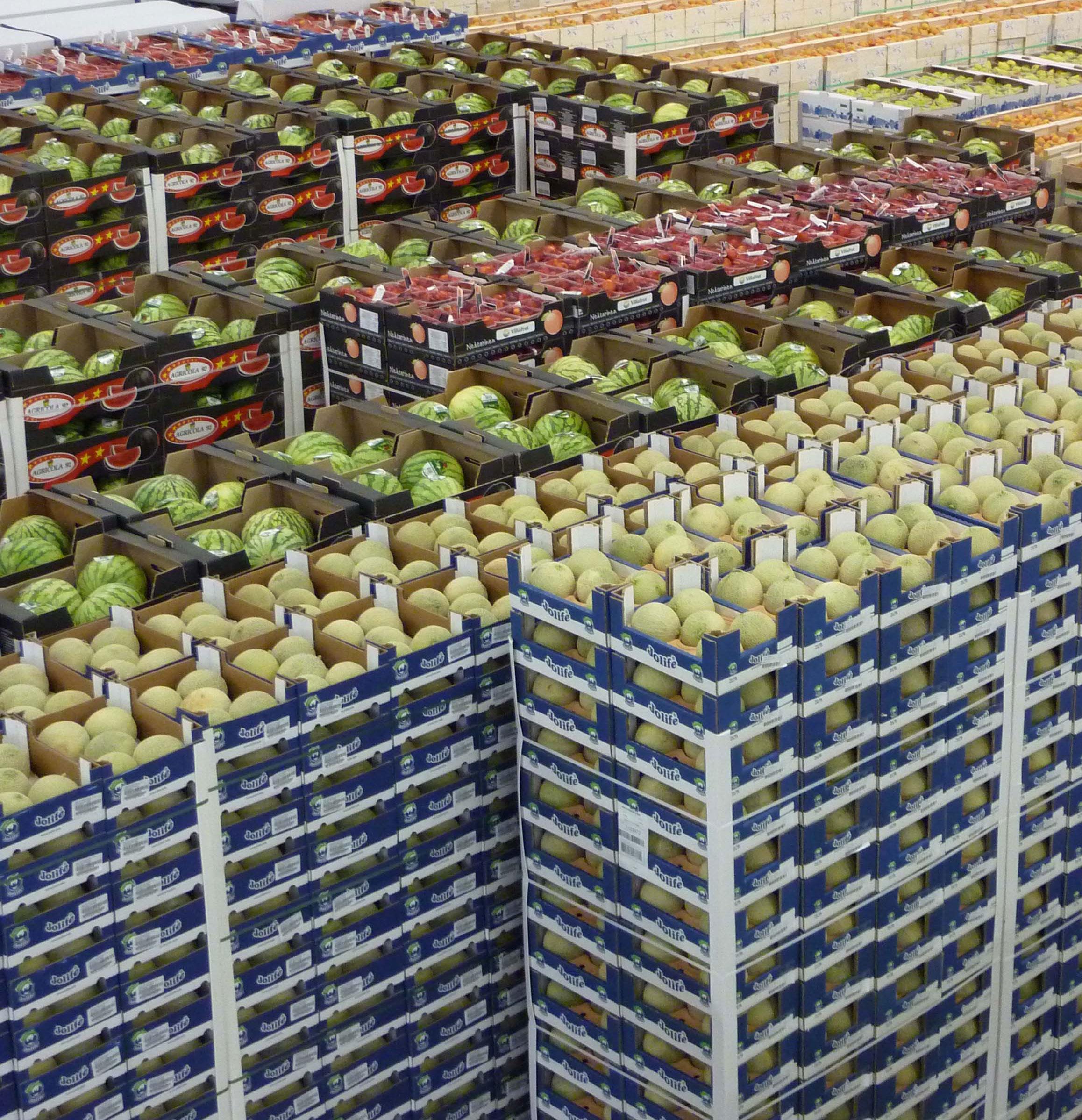 Fresh produce inventory