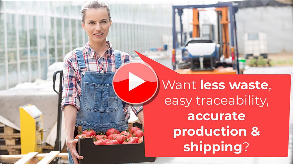 food manufacturing app