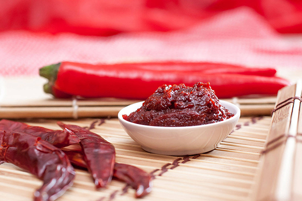 Dried chili powdering, chili manufacturing, chili processing