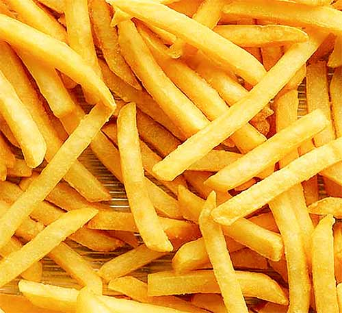 French fries manufacturing potato processing