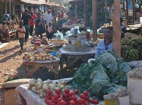 Fresh produce marketing