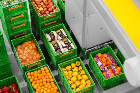 Fresh produce distribution software