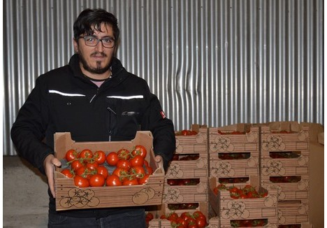Inventory management for fresh produce reduces waste