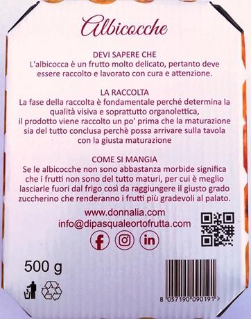 Bar-code traceability