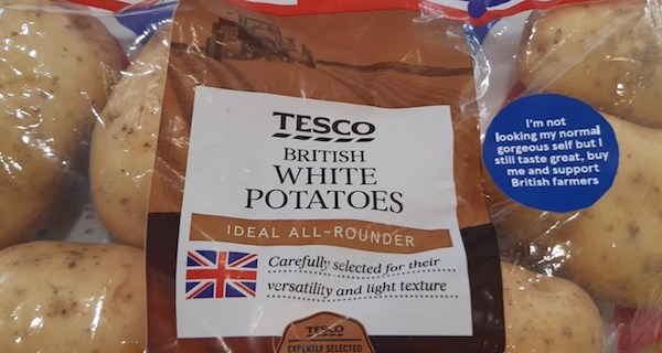 Tesco compliance fresh produce