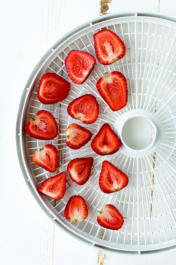 Learn how to dehydrate different types of fruit with this helpful step by step guide!