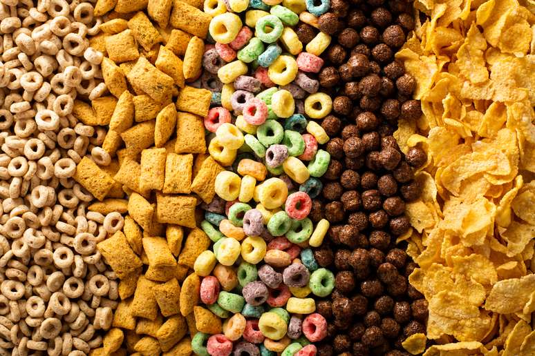 Cereal manufacturing app