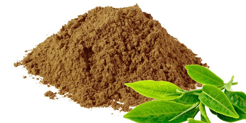 Instant tea & tea extract production process