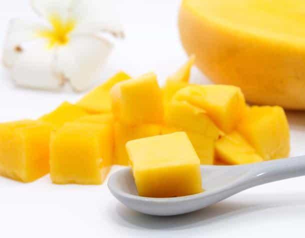 Alphonso Mango Slices / Dices