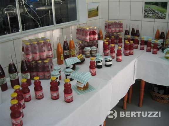 Jam marmalade jelly preserve manufacturing