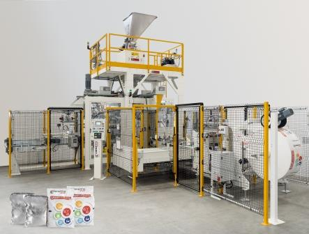 Hops Packaging Equipment Hop pellet production app