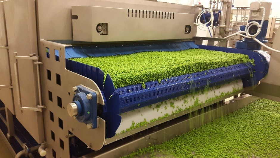 Automate fresh produce quality control