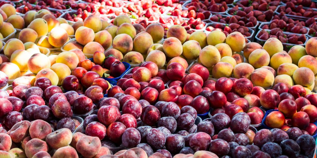 Automated fresh produce quality control savings