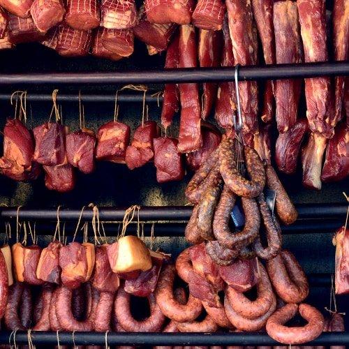 Cured meat & ham manufacturing app