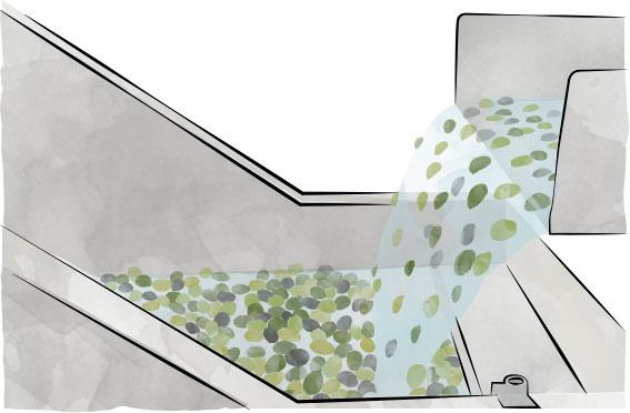 Olive oil manufacturing app