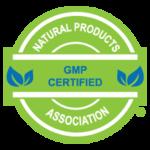 GMP Certification Logo