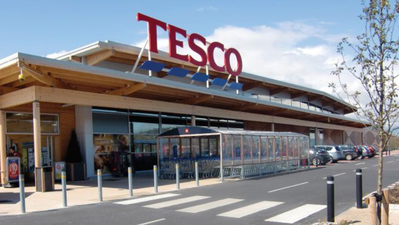 Tesco food safety compliance