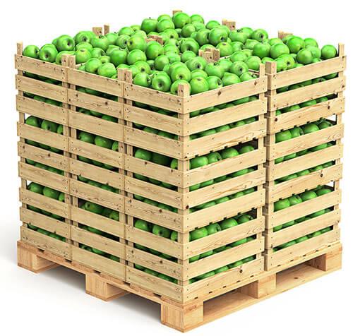 Traceability matrix fresh produce