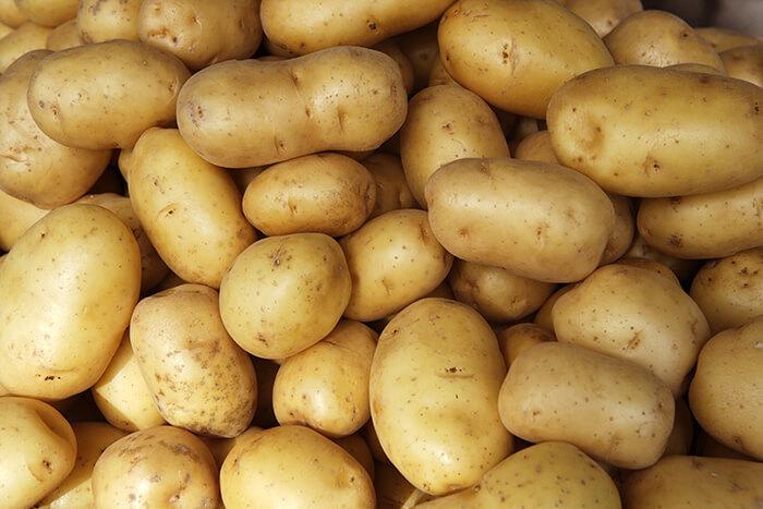 aardappelen verpakken
