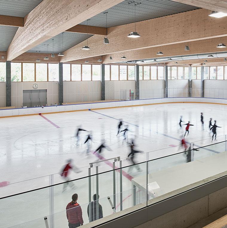 Sportzentrum Heuried, Zürich