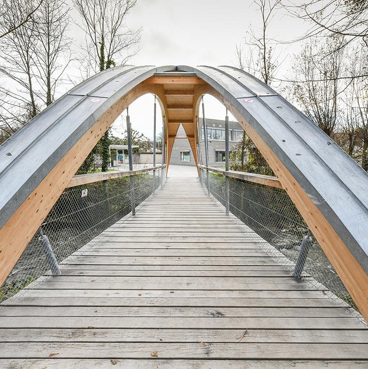 Brücke, Wildegg