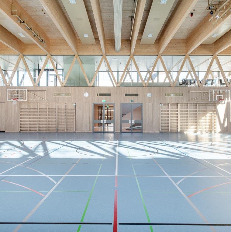 Turnhalle, Münchenbuchsee