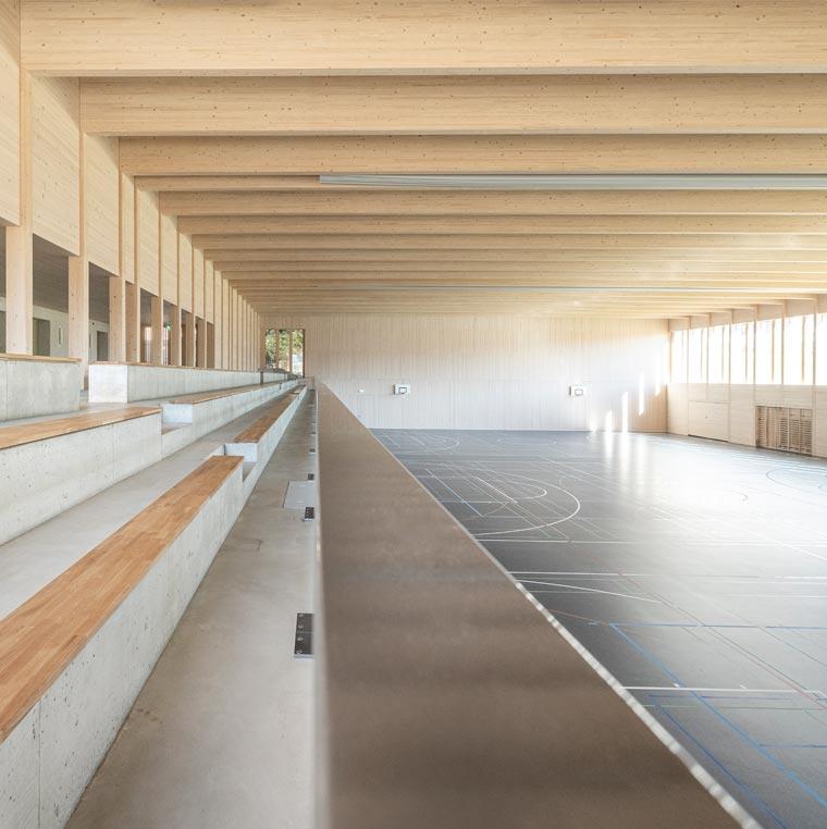Turnhalle Oberfeld, Langnau i. E.