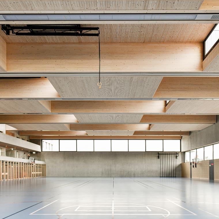 Dreifachsporthalle, Neukirch–Egnach