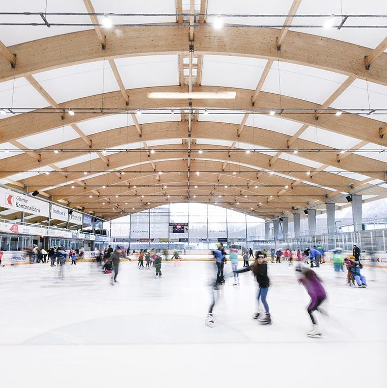 Eishalle, Glarus
