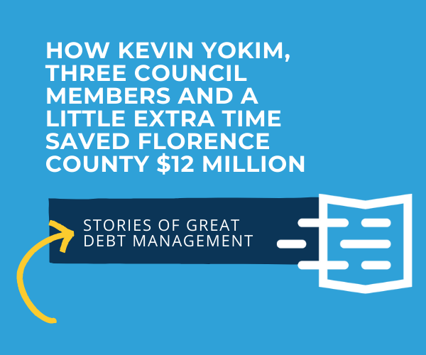 How Kevin Yokim, Three Council Members and a Little Extra Time Saved Florence County $12 million