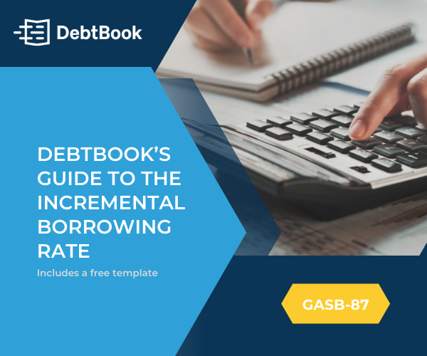DebtBook's Guide to the Incremental Borrowing Rate