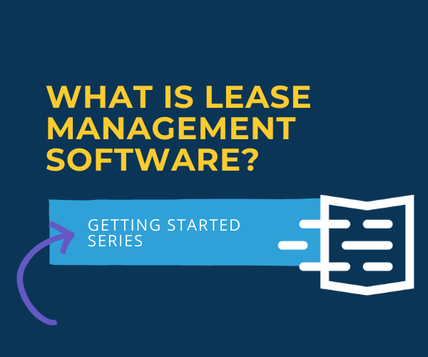 What is Lease Management Software?