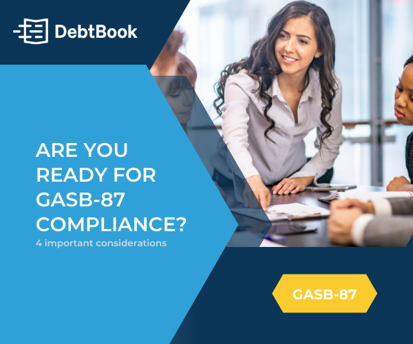 Are You Ready For GASB-87 Compliance?
