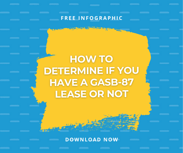 [FREE DOWNLOAD] Infographic: GASB-87 Lease Decision Tree