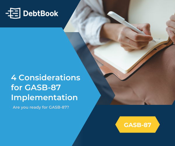 4 Considerations For GASB-87 Implementation
