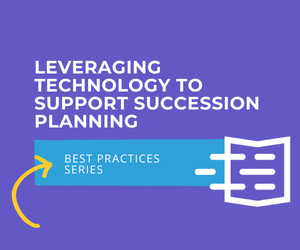 Leveraging Technology to Prepare for the Future and Support Succession Planning For Finance Teams