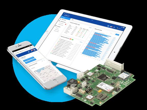 System monitorowanie zużycia energii