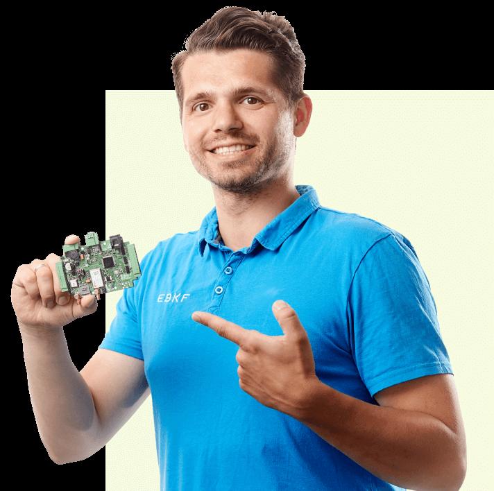 EBKF Tworzymy przemysł 4.0,  IIoT, IoT